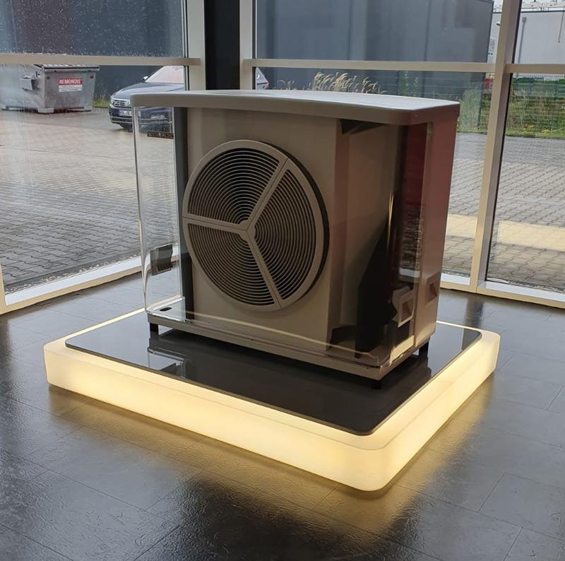 Moderne Klimatechnik