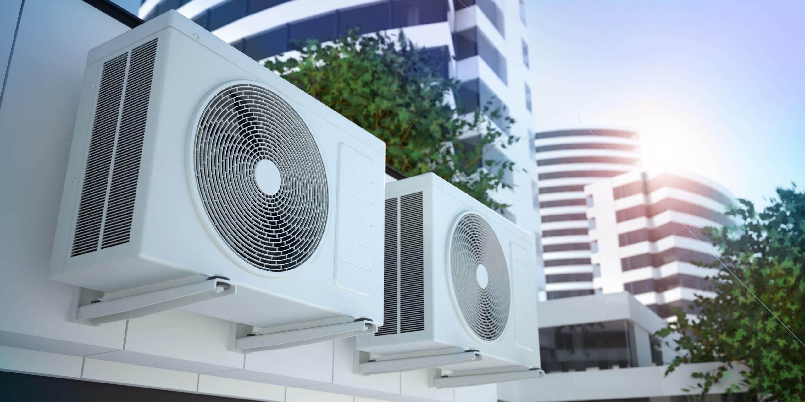 Klimaanlagen mit moderner Technik